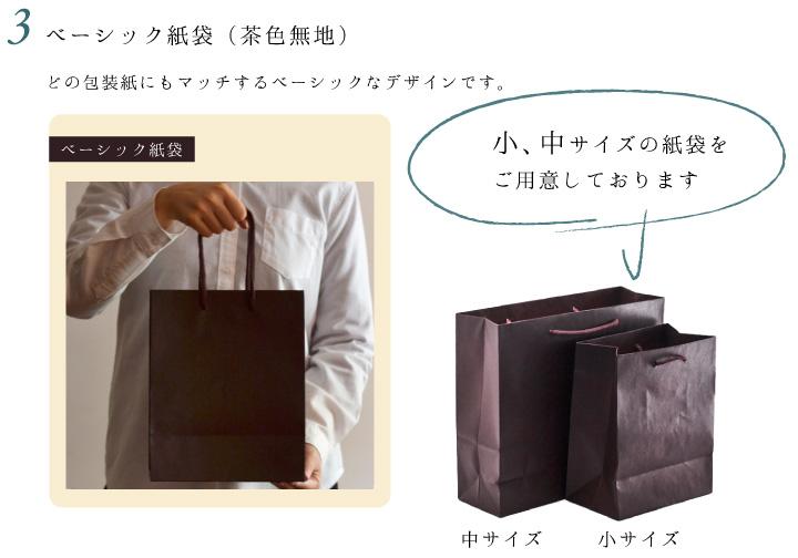 産地別紙袋